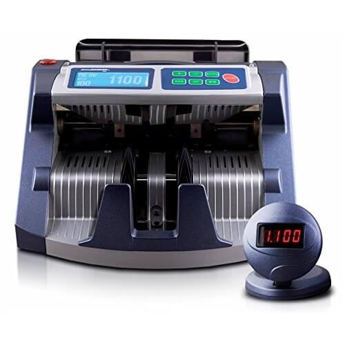 1-AccuBANKER AB 1100 PLUS UV/MG počítačka bankoviek