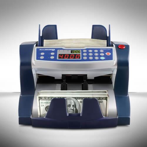 1-AccuBANKER AB 4000 UV/MG počítačka bankoviek
