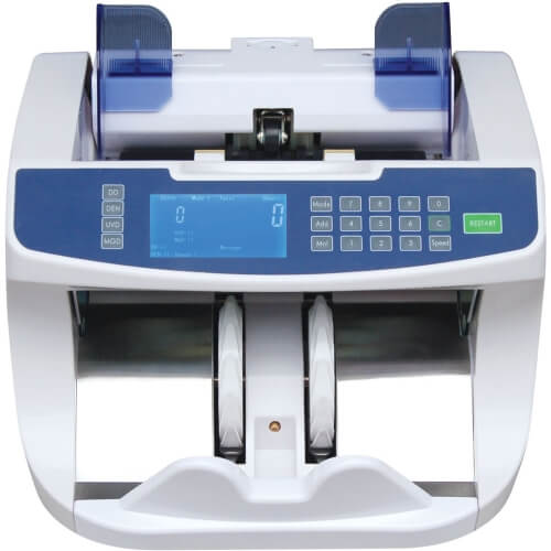 1-Cashtech 2900 UV/MG počítačka bankoviek