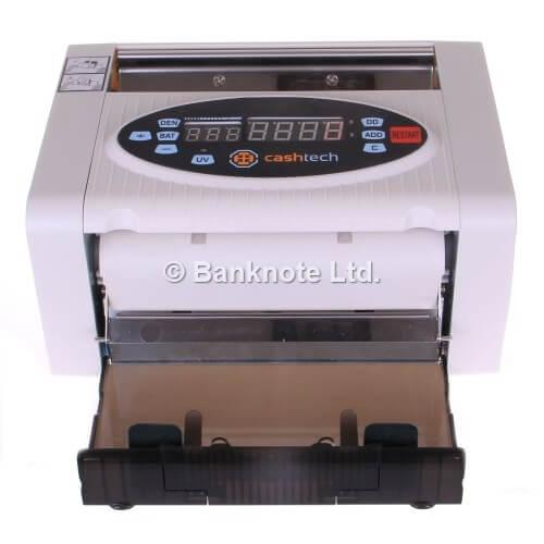 1-Cashtech 340 A UV  počítačka bankoviek