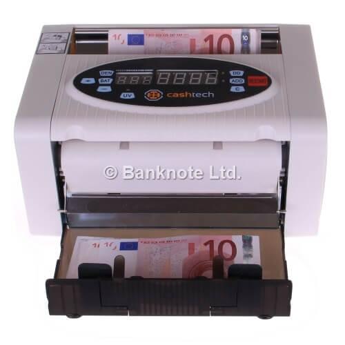 3-Cashtech 340 A UV  počítačka bankoviek