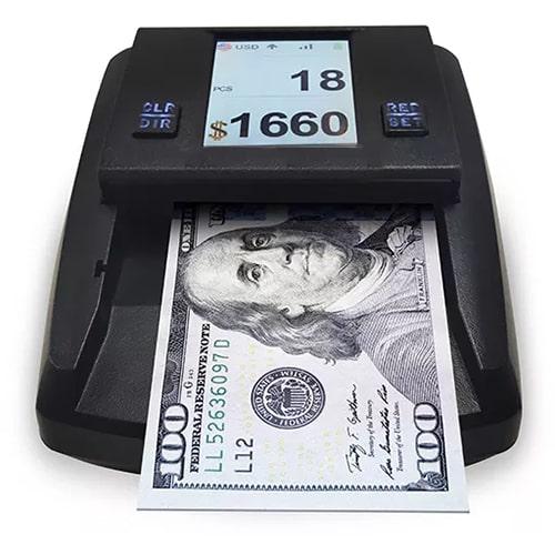 1-Cashtech 700A tester bankoviek