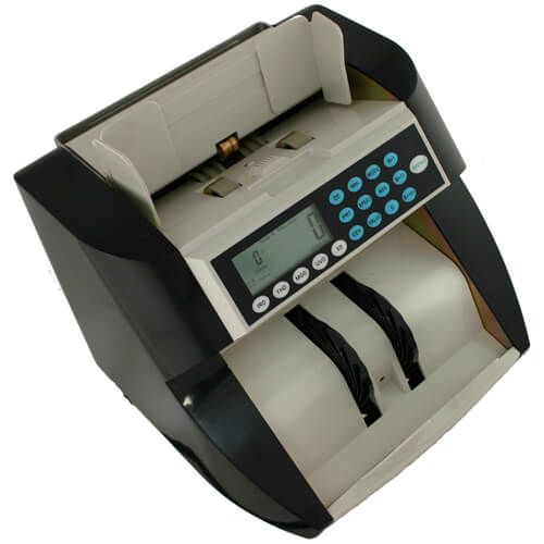 2-Cashtech 780 počítačka bankoviek