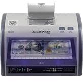 AccuBANKER LED430 tester bankoviek