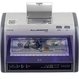 AccuBANKER LED430 Testery bankoviek