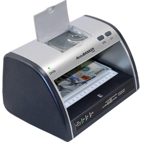 2-AccuBANKER LED430 tester bankoviek